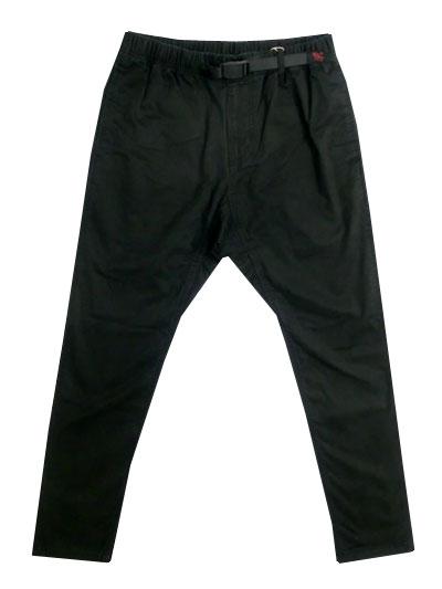 Gramicci グラミチ 8818-FDJ NN PANTS TIGHT FIT ニューナロータイトフィット  Black ブラック【送料無料】