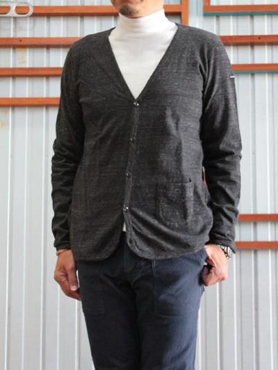 FilMelange フィルメランジェ DRAGAN2 ドラガン2 着ている事を忘れるくらいの柔らか上質素材のカーディガン ブラックメランジェ 【送料無料】【あす楽対応】