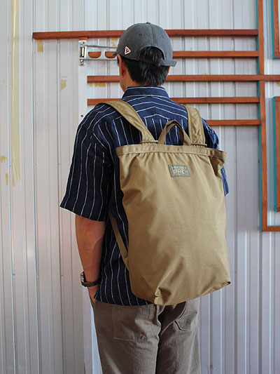 MYSTERY RANCH ミステリー ランチ  BOOTY BAG coyote COYOTE ブーティーバッグ コヨーテ Made in USA DAYパック トートバック アメリカ製 送料無料