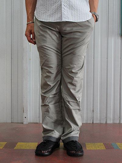STUDIO ORIBE スタジオオリベ  RP13 RIB PANTS リブパンツ(SS) スウェットパンツのリラックス感とクライミングパンツの実用性を。 ライトグレー【送料無料】【あす楽対応】【レビューを書いて500円QUOカードGET】【コンビニ受取対応商品】10P28Sep16