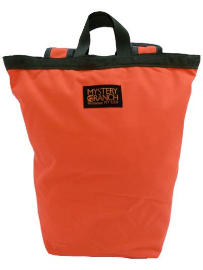 MYSTERY RANCH(ミステリー ランチ)国内正規品 BOOTY BAG Orange ブーティーバッグ オレンジ アメリカ製 Made in USA 送料無料【レビューを書いて500円QUOカードGET】