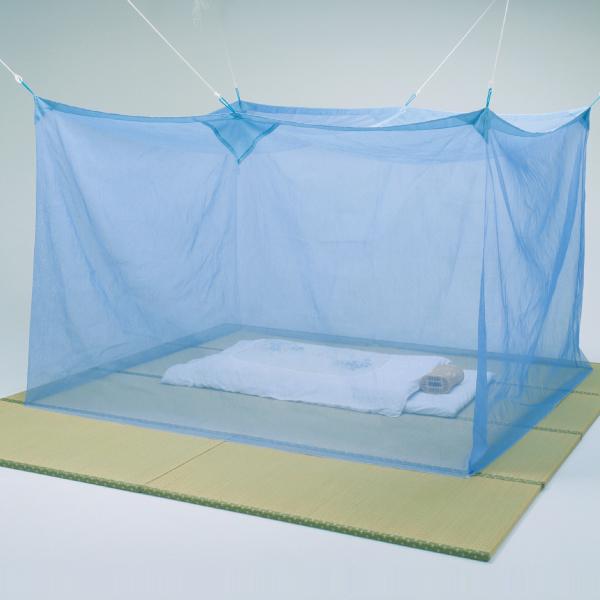 昔ながらの近江蚊帳 国産綿蚊帳(3畳用)