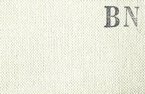 クレサンジャパン 純麻 中荒目 ロールキャンバス BN145(1.4×10m)