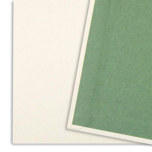 京都 谷口松雄堂製 10枚セット F8号雲肌麻紙ボード(455×379mm) 日本画用  岩野製紙