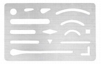パステルに ウチダ 新作からSALEアイテム等お得な商品 満載 ステンレス字消し板 国内正規品 画材 パステルアートに大人気 A