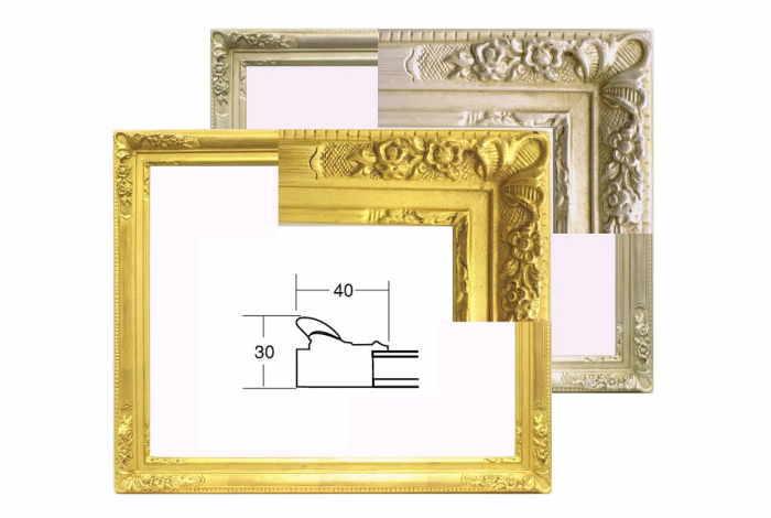 8700 三三 606×455mm デッサン額 デッサン額縁 水彩額 水彩額縁 フレーム アクリルガラス