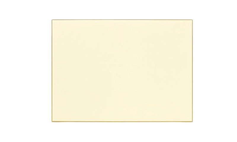京都 谷口松雄堂製 F8号色紙(455×380mm) 鳥の子紙 30枚入 まとめてお買い得!! 紙肌は大変滑らかです。