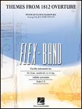 楽譜 「序曲1812年」よりテーマ 04002633/フレックスバンド(最小5人から吹奏楽編成まで演奏可能)/G2~3/T:2'30''/輸入楽譜(T)