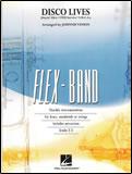 楽譜 ディズコ・リヴズ! 04002800/フレックスバンド(最小5人から吹奏楽編成まで演奏可能)/G2~3/T:5'00''/輸入楽譜(T)