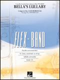 楽譜 ベラズ・ララバイ(「イワイライトー初恋」より) 04002859/フレックスバンド(最小5人から吹奏楽編成まで演奏可能)/G2~3/輸入楽譜(T)