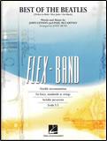 楽譜 ベスト・オブ・ザ・ビートルズ 04002951/フレックスバンド(最小5人から吹奏楽編成まで演奏可能)/G2~3/輸入楽譜(T)
