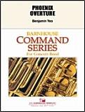 楽譜 フェニックス序曲/ベンジャミン・ヨー作曲 011-3937-00/輸入吹奏楽譜(T)コマンド・シリーズ/T:3:35/G2.5