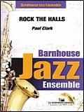 楽譜 ロック・ザ・ホールズ/ポール・クラーク作曲 032-3956-00/輸入吹奏楽譜(T)ジャズ・アンサンブル/T:2:51/G2