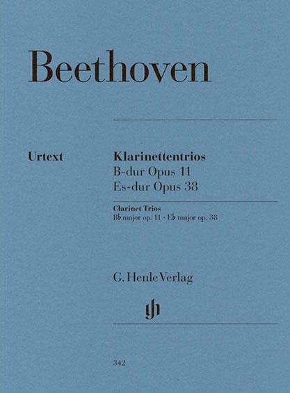 : 【取寄品】 【smtb-u】 第2巻/ 【送料無料】 原典版 ベートーヴェン [音符クリッププレゼント] 【楽譜】 ピアノ三重奏曲集