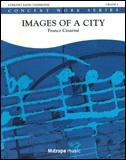 楽譜 都市のイメージ/フランコ・チェザリーニ作曲(1638-09-010M/コンサートワークス/グレード:4/演奏時間:10'00''/輸入吹奏楽譜(T))