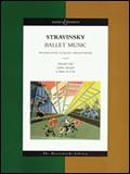 楽譜 ストラヴィンスキー/バレエ音楽作品集(48011967/M060110221/スコア/輸入楽譜(T))