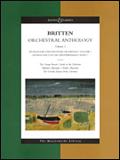 楽譜 ブリテン/管弦楽のためのアンソロジー 第1巻(48011795/M060106064/スコア/輸入楽譜(T))