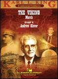 楽譜 ヴァイキング・マーチ/カール・L・キング/アンドリュー・グローヴァー(編曲) 012-4000-00/輸入吹奏楽譜(T)カール・L・キング100周年シリーズ/T:2:37/G:4