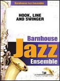 楽譜 フック・ライン・アンド・スウィンガー/ロブ・ヴオノ作曲 032-4042-00/輸入吹奏楽譜(T)ジャズ・アンサンブル/T:3:37/G:3