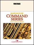 楽譜 ボルテージ/デイヴィッド・シェイファー作曲 011-4050-00/輸入吹奏楽譜(T)コマンド・シリーズ/T:2:03/G:2.5