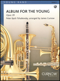 楽譜 子供のためのアルバム作品39/チャイコフスキー作曲 44006896/吹奏楽譜(T)/G2/T:5:00