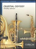楽譜 セレスティアール・オデッセイ/ジョンソン作曲 44002569/吹奏楽譜(T)/G2/T:2:00