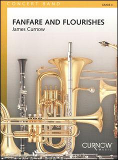 楽譜 ファンファーレ・アンド・フローリッシュ/カーナウ作曲 44000039/吹奏楽譜(T)/G4/T:2:10