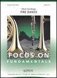 楽譜 ファイヤー・ダンス/デル・ボルゴ作曲 44004619/吹奏楽譜(T)/G2.5/T:5:45