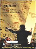 楽譜 交響曲 第2番より「ラルゲット」/ベートーヴェン作曲 44000684/吹奏楽譜(T)/G2.5/T:3:00