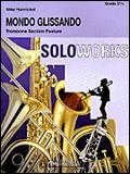 楽譜 びっくりグリッサンド(モンド・グリサンド)(トロンボーン・セクション・フィーチャー)/ハンニケル作曲 44003881/吹奏楽譜(T)/G2.5/T:2:25