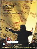 楽譜 サンクトゥス(「ドイツ・ミサ曲 ヘ長調」より)/シューベルト作曲 44000033/吹奏楽譜(T)/G3/T:2:20