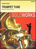 楽譜 ソリテア・アンド・ダンス/ブラ作曲 44000148/アルト又はテナーサックスソロと吹奏楽譜(T)/G3/T:3:56