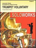楽譜 トランペット・ヴォランタリー(トランペット・セクション・フィーチャー)/クラーク作曲 44000574/吹奏楽譜(T)/G2/T:2:40