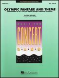 楽譜 オリンピック・ファンファーレ&テーマ(1984 Los Angeles Olympic) 04001652/輸入吹奏楽譜(T)/G4