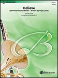 楽譜 ビリーヴ 32506/輸入吹奏楽譜(T)/G2