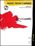 楽譜 ビゼー/「カルメン」の音楽 04001858/輸入吹奏楽譜(T)/G:2