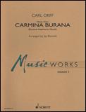 楽譜 オルフ/カルミナ・ブラーナ 04002545/輸入吹奏楽譜(T)/G:3/T:4:45