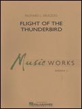 楽譜 サウセード/サンダーバードは飛ぶ 04002242/輸入吹奏楽(T)/G2/T:3:10