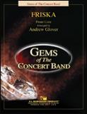 楽譜 フリスカ/リスト:アンドリュー・グローヴァー(編曲) 012-4102-00/輸入吹奏楽譜(T)ジェムズ・オブ・ザ・コンサート・バンド・シリーズ/T:5:51/G:4