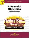 楽譜 ピースフル・クリスマス/ジェームズ・スウェアリンジェン作曲 024-4095-00/輸入吹奏楽譜(T)/ライジング・バンド・シリーズ(マルーン)(初級)/T:1:52/G:2