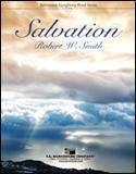 楽譜 サルベーション/ロバート・W・スミス作曲 012-4142-00/輸入吹奏楽譜(T)シンフォニー・バンド・シリーズ/T:4:33/G:4