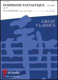 楽譜 幻想交響曲/ベルリオーズ DHP1114234-010/輸入吹奏楽譜(T)/G6/T:52:20