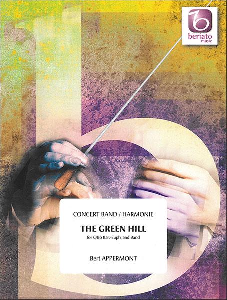 楽譜 ユーフォニアム独奏曲「グリーン・ヒル」/アッペルモント BMP11011510/ユーフォニウム・ソロと吹奏楽(輸入楽譜)(T)/G3 (Solo:4)/T:7:10