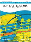 楽譜 ボン・ジョヴィ・ロック・ミックス 1793-10-010MS/輸入吹奏楽譜(T)/G3/T:6:15