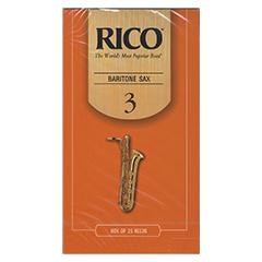 リコ リード バリトンサクソフォーン アンファイルド 硬さ:3(25枚入)(190081 )