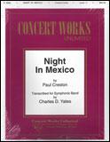 楽譜楽譜 クレストン/メキシコの夜 K0563/輸入吹奏楽譜(T)/G4, kinokoファッションショップ:ef0d7b54 --- officewill.xsrv.jp