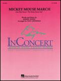 楽譜 ミッキー・マウス・マーチ 22719011/輸入吹奏楽譜(T)/G2/T:2:50