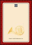 楽譜 ブラジル民謡 (編曲:クロード・T・スミス)/ブラジル民族舞曲 GOCS-45016/輸入楽譜(B)/ブラジル民謡「Tutu Maramba」を用いた舞曲/演奏時間:約3:30/Gr:3