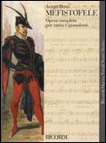 楽譜 ボーイト/メフィストフェーレ(50018520/CP44720/05/ヴォーカル・スコア/輸入楽譜(T))