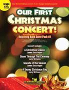 楽譜 最初のクリスマス・コンサート!/J.スウェアリンジェン、J.ウィリアムズ